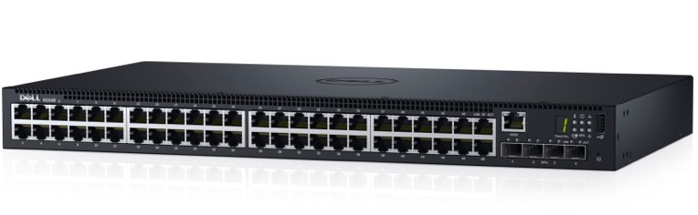 48-port Gigabit Managed Switch DELL N1548