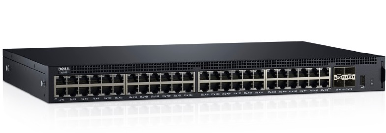 52-port Gigabit Managed Switch DELL X1052