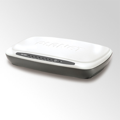 Switch 8 cổng 10 / 100Mbps PLANET SW-804