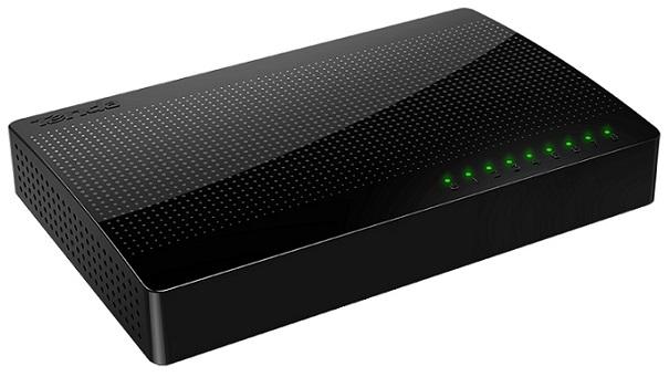 8-port 10/100 / 1000Mbps Switch TENDA SG108