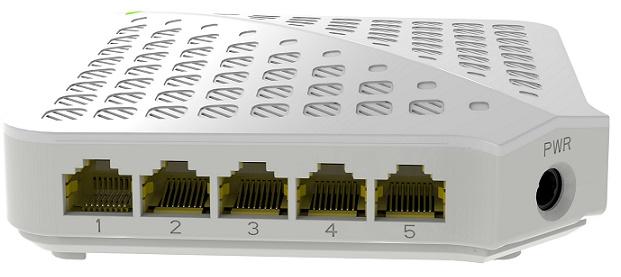 5-port 10/100 / 1000Mbps Switch TENDA SG50