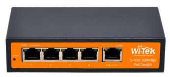 5 ports 100 / 1000Mbps Switch WITEK WI-SG105S