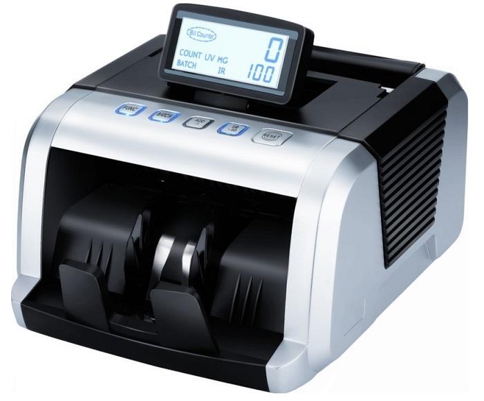 SILICON MC-2550 Money Counter
