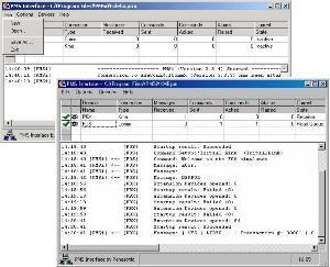 Phần mềm giao tiếp PMS PANASONIC KX-A293