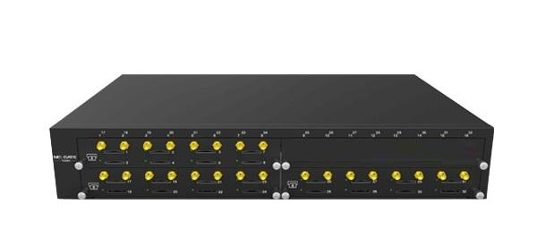 Thiết bị mạng GSM 24 kênh SIM di động Yeastar TG3200-3G8