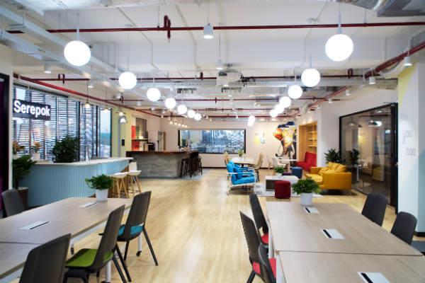 Serepok khai trương Coworking Space quy mô 2.500 m2 tại trung tâm Quận 1