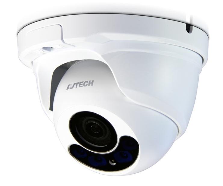 Camera HD-TVI Dome hồng ngoại 2.0 Megapixel AVTECH DGC1304AP