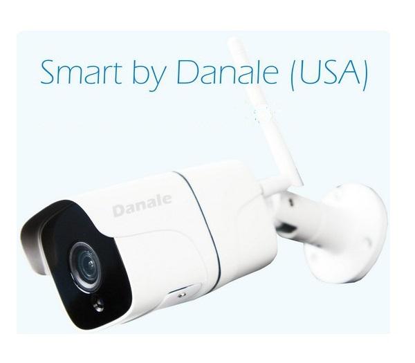 Camera IP hồng ngoại không dây 2.0 Megapixel DANALE DA5725W