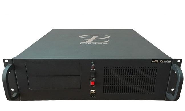 Server ghi hình thông minh 64 kênh PILASS SNVR-ST8644