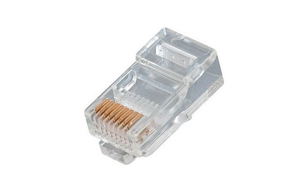RJ45 Cat.6 network cable connector UTP HOSIWELL 21408