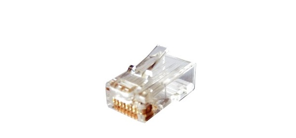 RJ45 Cat.5e UTP HOSIWELL 21412 network cable connector