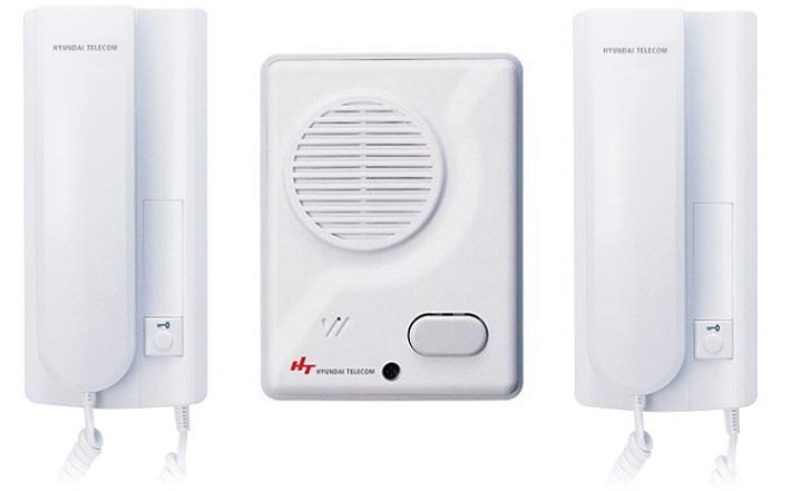 Bộ chuông cửa HYUNDAI HDIP-200/HDR-201PS