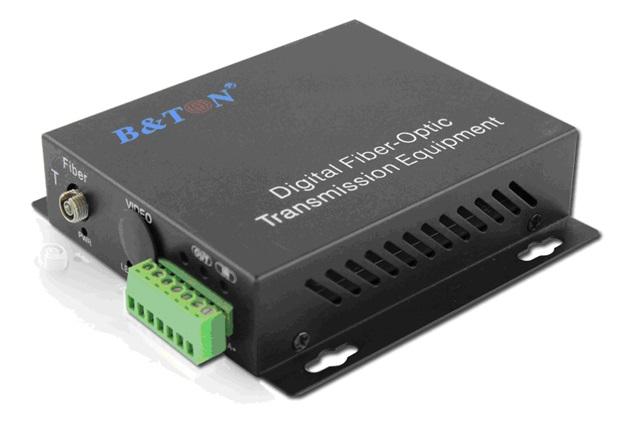Convert Optical-Power Audio Converter 4-channel BTON BT-4AF-T / R
