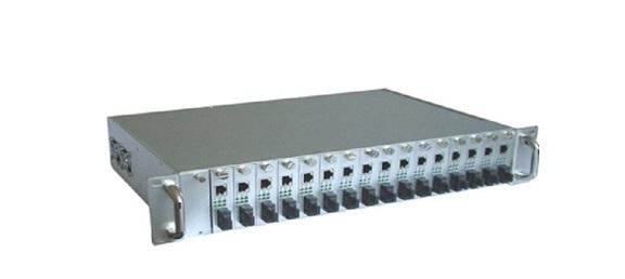 Khung giá 17 chuyển đổi quản lý phương tiện truyền thông WINTOP YT-81 / 7-2A