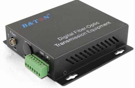 Optical converter - RS485 / RS422 / RS232 Converter BTON BT-S543F-20A / B