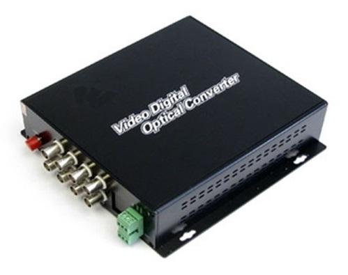 Bộ chuyển đổi video Quang-điện tử 8 phiên bản 8 W WOPOP YT-S8V 1D 3-T / RF