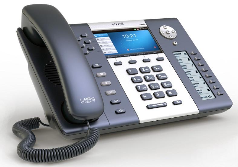 Điện thoại IP Wifi Atcom Rainbow A68W