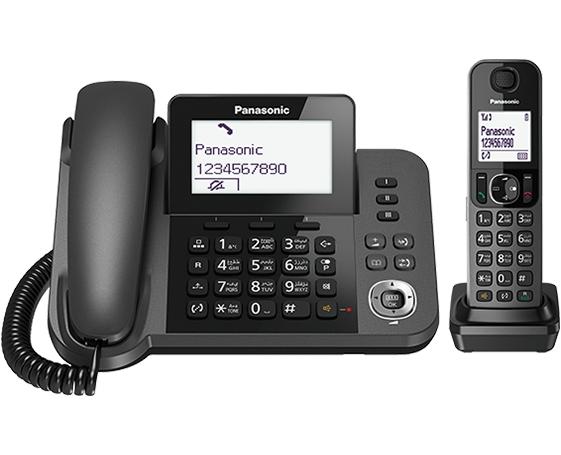Điện thoại không dây Panasonic KX-TGF310CX