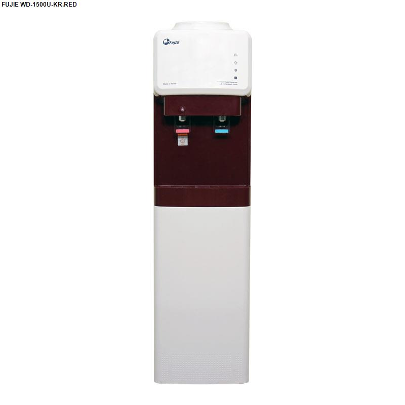 Cây nước nóng lạnh cao cấp Fujie WD-1500U-KR-Red ( Nhập khẩu Hàn Quốc )
