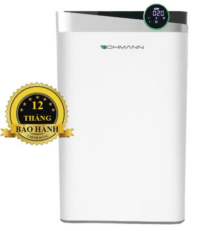 Dehumidifying, dehumidifying, and deodorizing air purifier BOHMANN B4.02