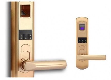 Khóa cửa vân tay điện tử KABA-PROBUCK D100