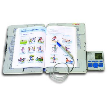 E-Teacher F8 + versatile electronic tutor