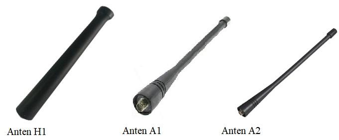 Antennas for HYPERSIA radios