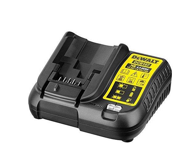 Multipurpose charger 10.8V DEWALT DCB107-B1