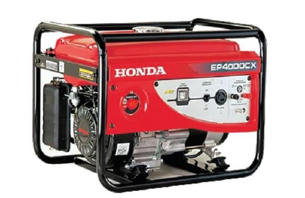 Máy phát điện công suất 3.0KVA HONDA EP4000EX/CX