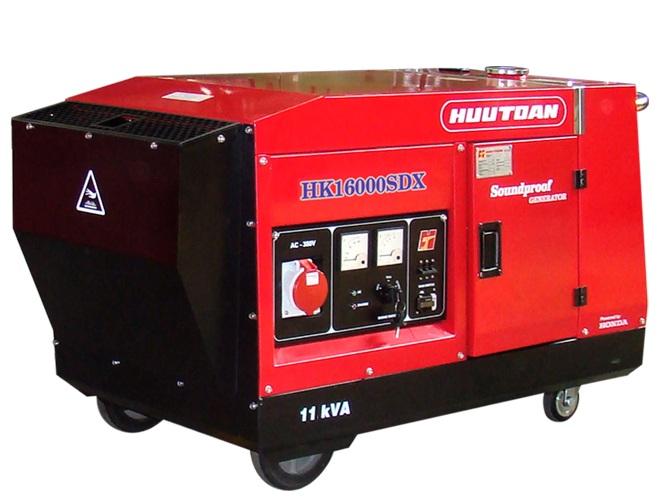 Power generator 11KVA Kohler HK16000SDX (SP)