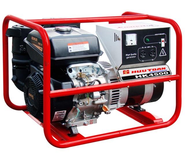 Generator capacity 3.3KVA Kohler HK4500