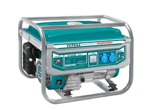 Máy phát điện dùng xăng (dây nhôm) 3.0KW TOTAL TP130005-1