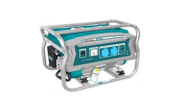 Máy phát điện dùng xăng (dây nhôm) 3.5KW TOTAL TP135006