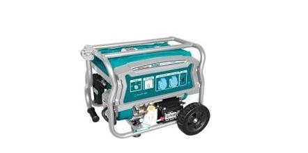 Máy phát điện dùng xăng (dây nhôm) 3.5KW TOTAL TP135006E