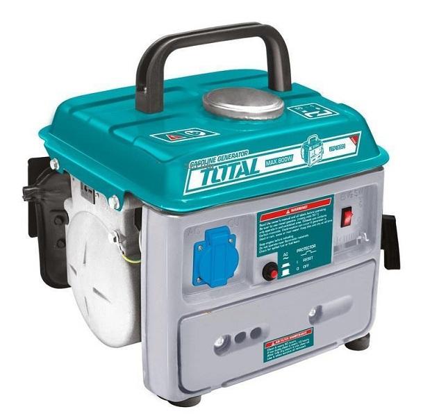 Máy phát điện dùng xăng 0.8KW TOTAL TP18001