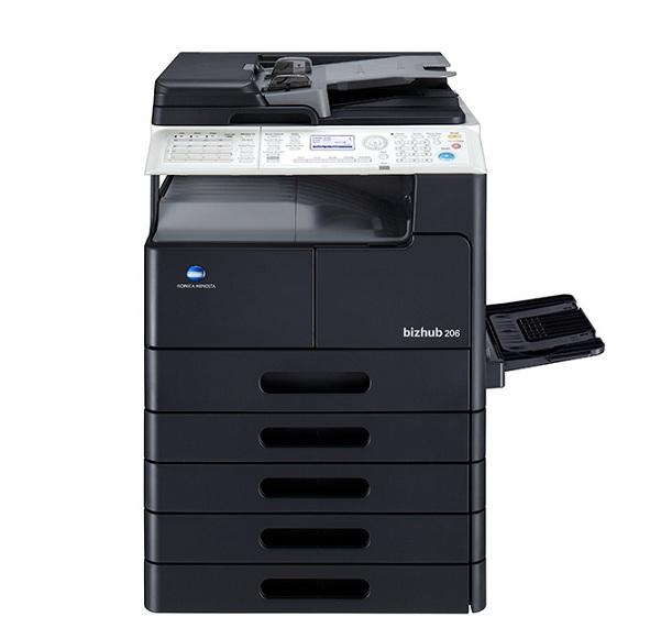 Máy Photocopy KONICA MINOLTA Bizhub-206
