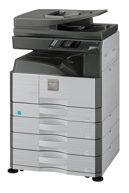 Máy photocopy khổ giấy A3 đa chức năng SHARP AR-6020DV