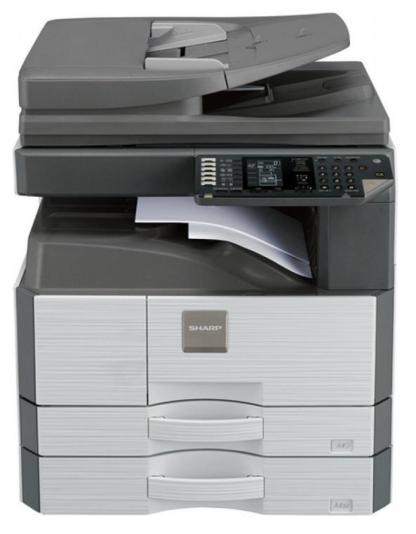 Máy photocopy khổ A3 đa chức năng SHARP AR-6026NV