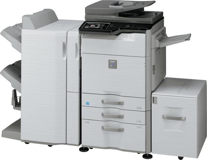 Máy photocopy khổ giấy A3 đa chức năng SHARP MX-M464N