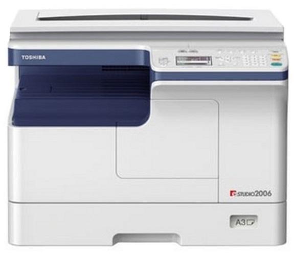 Máy photocopy khổ A3 TOSHIBA e-STUDIO 2006