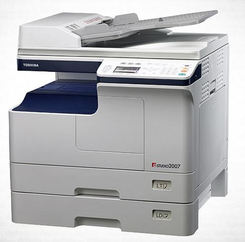 Máy photocopy khổ A3 TOSHIBA e-STUDIO 2007
