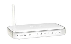 54 Mbps wireless USB print server with 4-Port switch - WGPS606