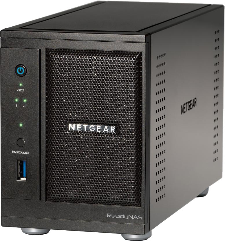 ReadyNAS Ultra 2 Plus (Diskless) - RNDP200U