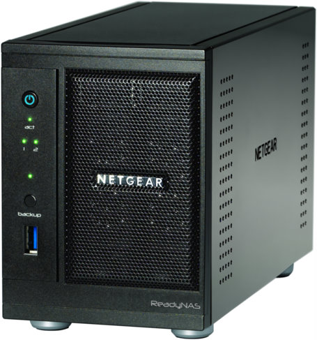 ReadyNAS® Pro 2, 2TB unified storage system - RNDP2210