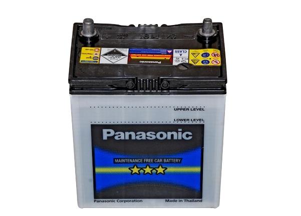 Ắc quy 12V-60AH PANASONIC N-70D23L