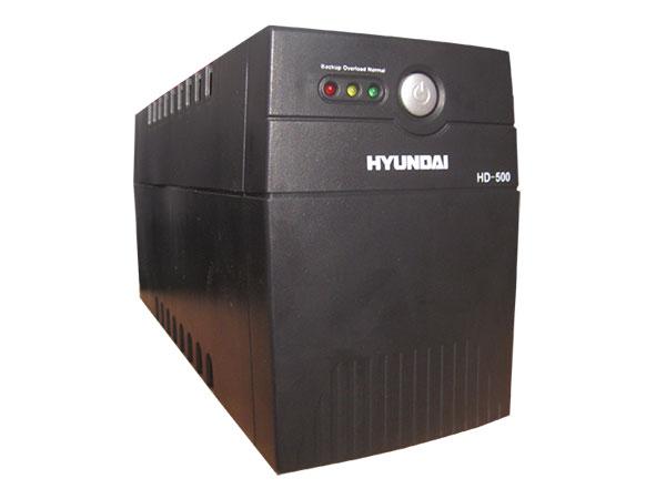 HYUNDAI HD-500VA UPS power supply OFF-LINE