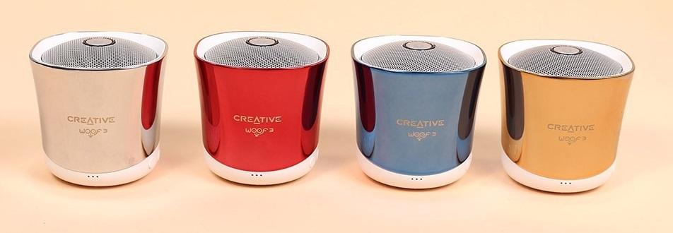Bluetooth 2.1 Creatie SPBL-W3 Speaker
