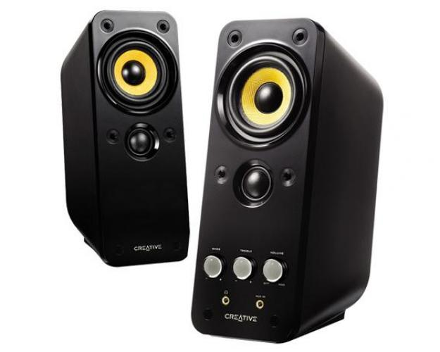 2.0 Creative SPP2.0-T20 / BLK computer speaker