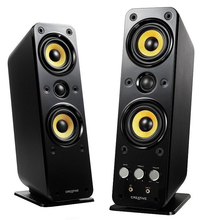 2.0 Creative SPP2.0-T40 / BLK computer speaker