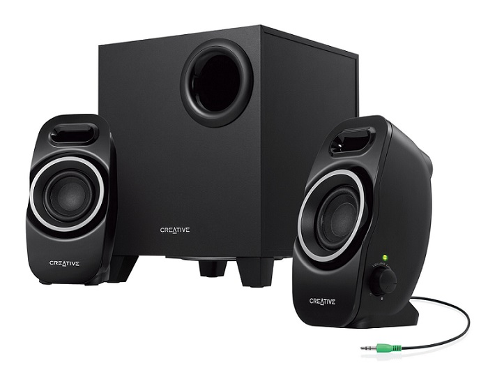 2.1 Creative SPP2.1-A350 / BLK computer speaker